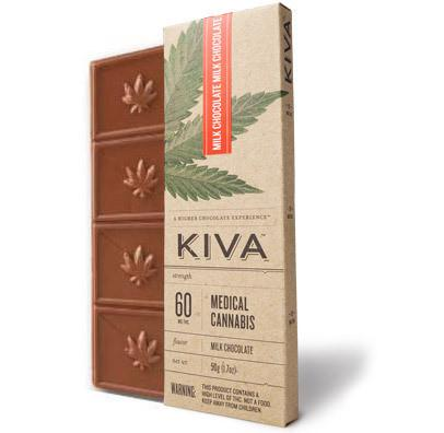 Kiva Chocolate Bars